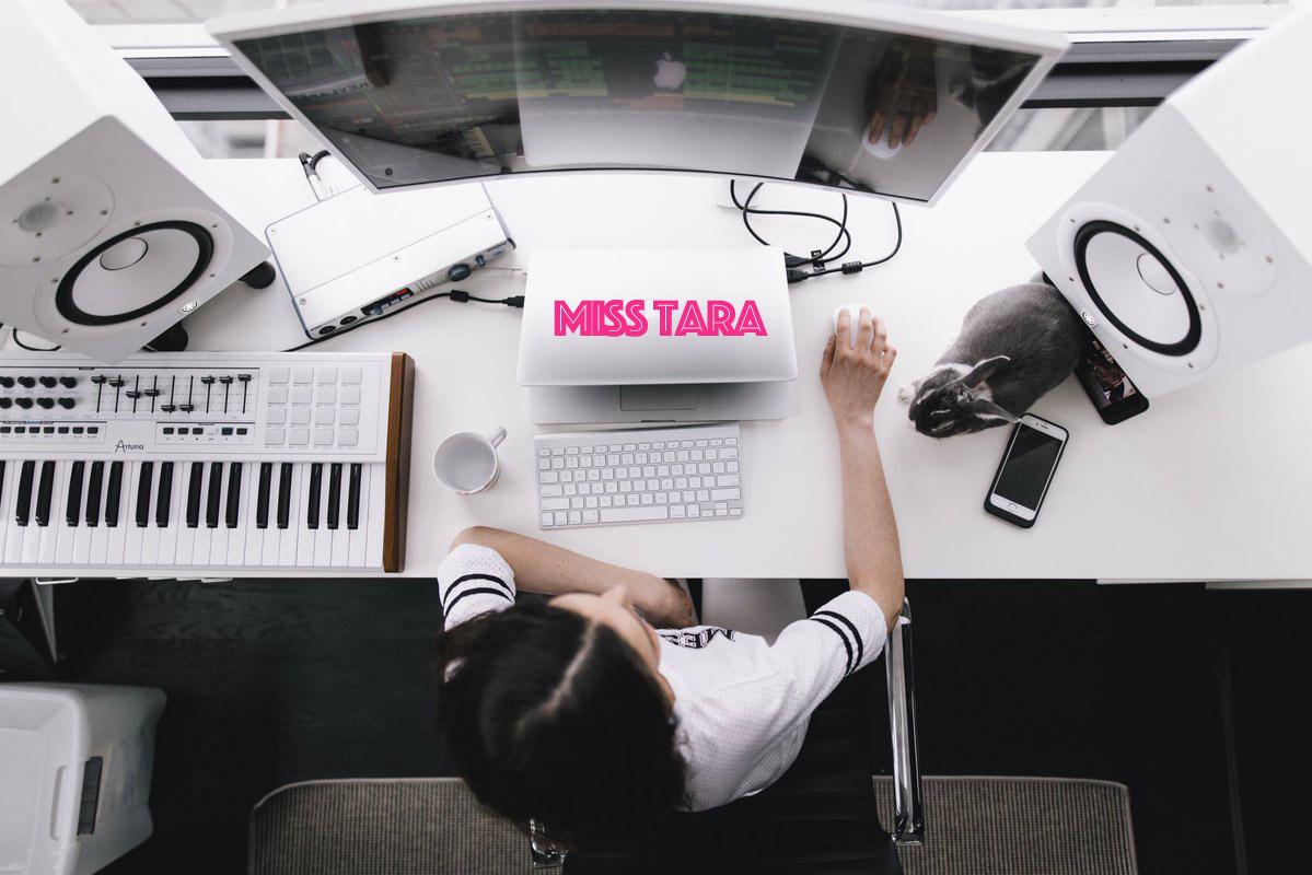 La DJ i la productora canadenca Miss Tara