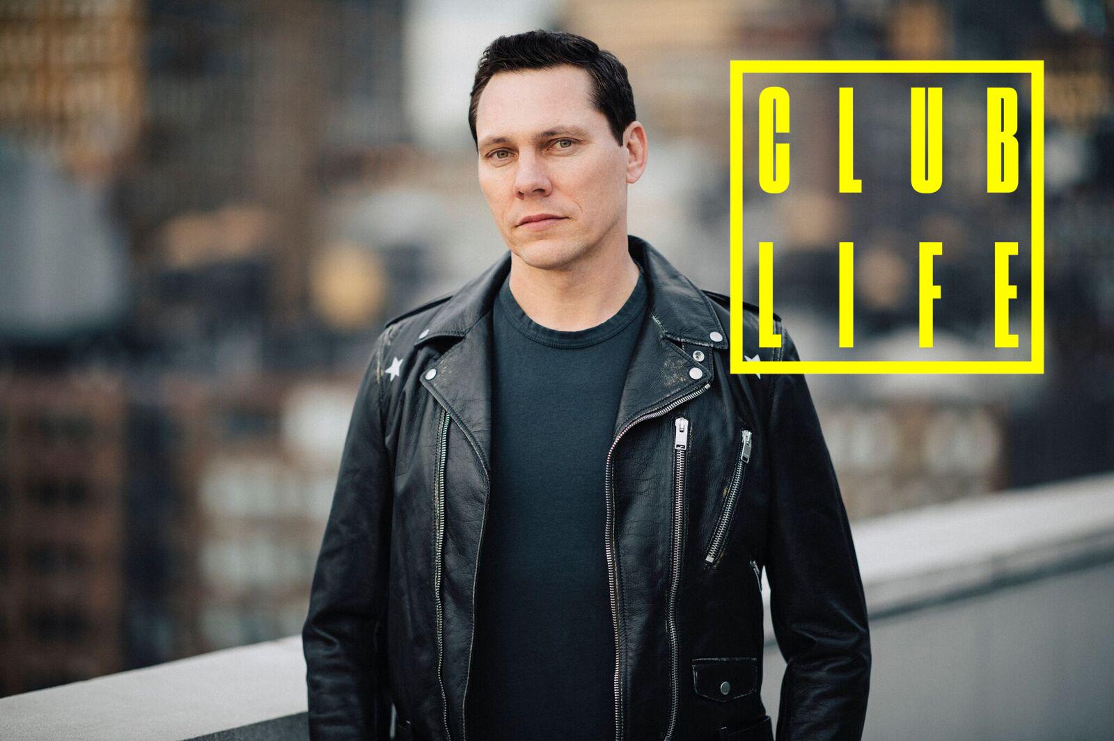 Tïesto presenta CLUBLIFE cada dissabte a GUM FM.