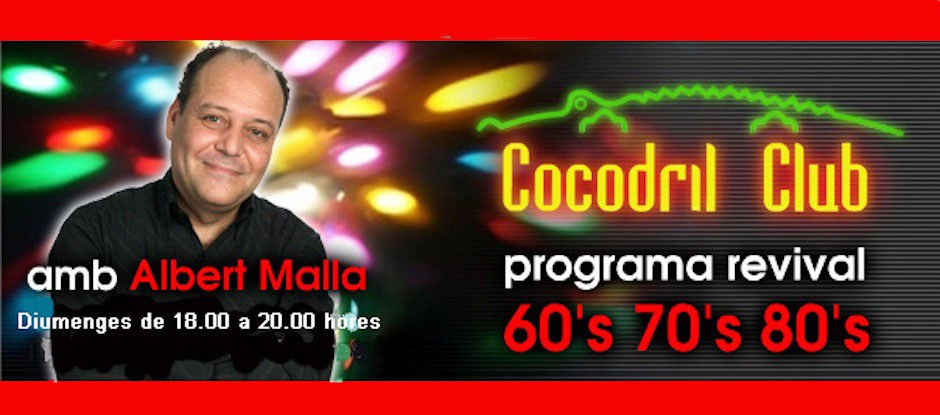 Cocodril Club amb Albert Malla