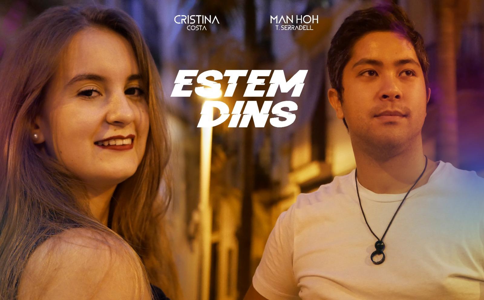 ESTEM DINS el programa sobre relacions de parella de GUM FM amb la Cristina Costa i el Man Hoh Tang.