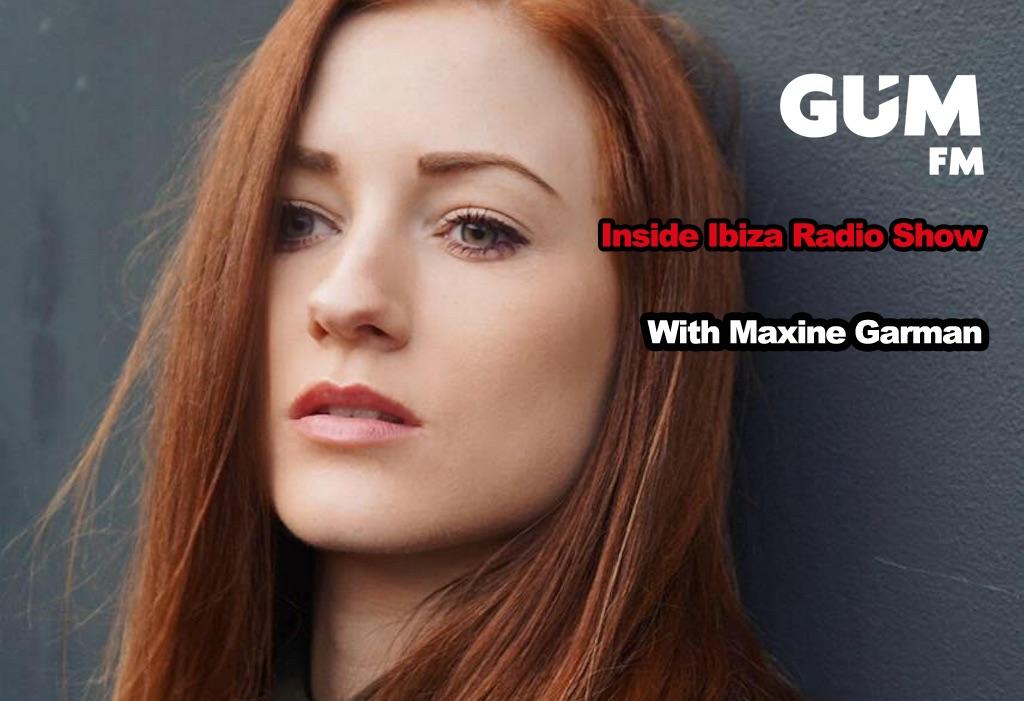 Inside Ibiza amb la DJ britànica Maxine Garman, resident de Tantra Ibiza.