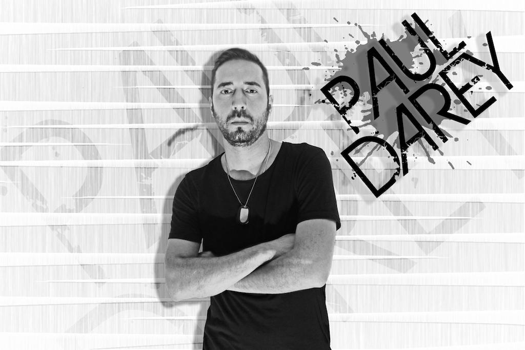 "Paul Darey presenta ""Inside The Shelter"""