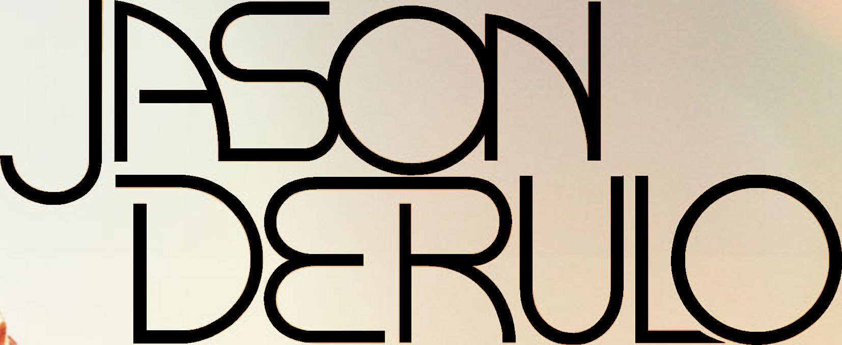 Jason Derulo logo.