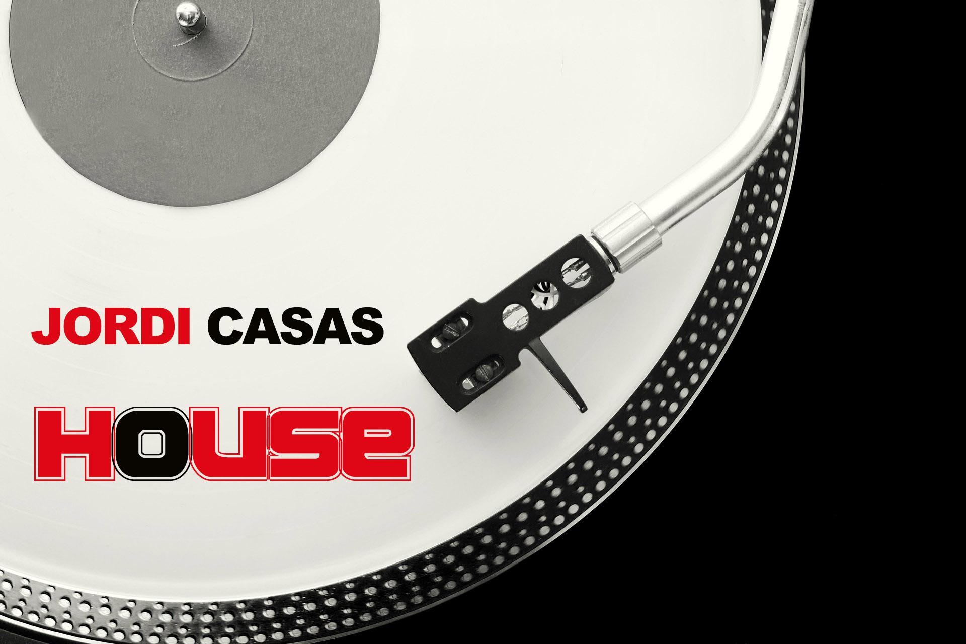 Jordi Casas presenta Jordi Casas House