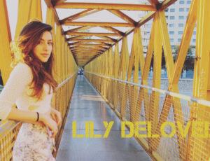 La cantant Lily Delovely visita GUM FM