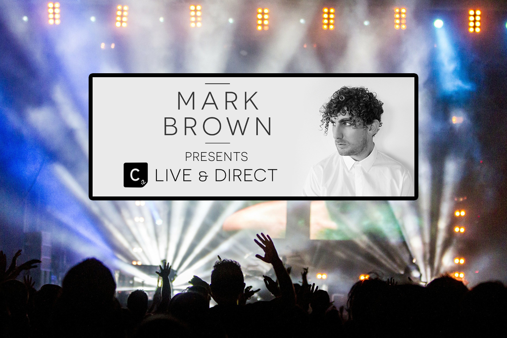 Mark Brown presenta Cr2 Live & Direct Radio Show