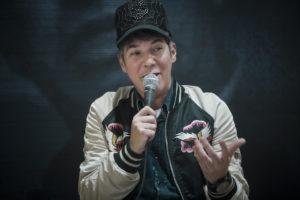 El cantant argentí Maxi Trusso