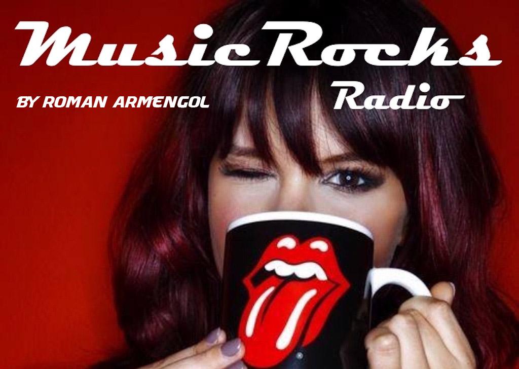 Music Rocks cada dijous de 9 a 10 de la nit amb Roman Armengol,