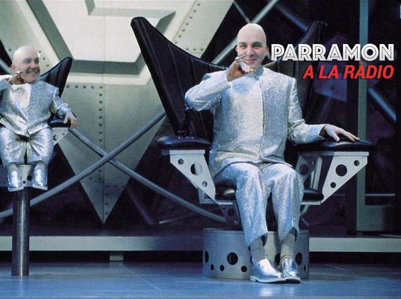 Joan Manel Parramon i en Parramonet.