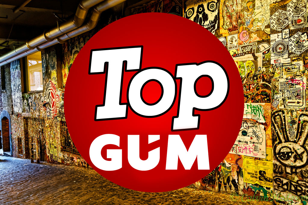 TOP GUM A GUM FM. FOTO: by Infinite Dust.