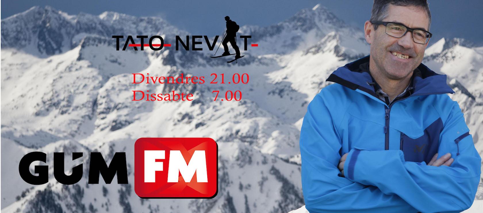 """Tato Berini presenta """"Tato Nevat"""""""